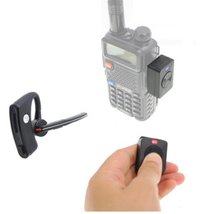 BaoFeng UV-82 UV-5R Radyo Moto Bike kulaklıklar için 10pcs Walkie talkie Handsfree Bluetooth PTT kulaklık kablosuz kulaklık