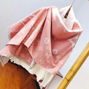 1005 Winter neuer Schal, beidseitig zweifarbige Verarbeitung ist exquisit. Schal und Schal, modischer und vielseitige High-End-atmosphärischer Hals