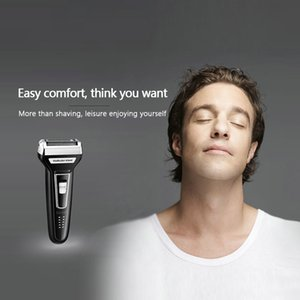Kemei Km 6559 Multi Functional Usb Rechargeable Adult Electric Razor Electric Hair Clippers Hair Clipper Shaver New Arrival hairclippers2010