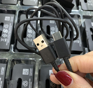 OEM Anmerkung 10 S10 USB-Typ-C-Kabel 1.2M 2A FAST-Ladekabel für Samsung Galaxy Note 10 S10 S10E S10P EP-DG970BBE
