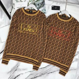 ff Oversized Sweater hoodies Men Women Unisexual Pocket Knit Shirt Fashion Black Long Sleeve Free Shipping