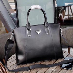 Rosa Sugao Männer Aktenkoffer Laptopbeutel der Männer Taschen Laptop-Tasche Designer-Handtaschen Umhängetaschen Mens echtes Leder Messenger Bags 3302-1
