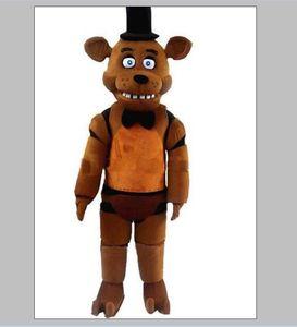 2020 Factory direct sale Five Nights at Freddy's FNAF Freddy Fazbear Mascot Costume Cartoon Mascot Custom
