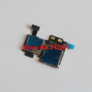 YUYOND Original Nouveau lecteur de carte SD Plateau SIM Slot Câble Flex pour Samsung Galaxy S4 i9505