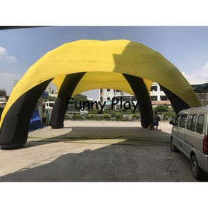 inflatable spider tent dome shaped inflatable car tent garage tent with walls for sale advertising promotion events