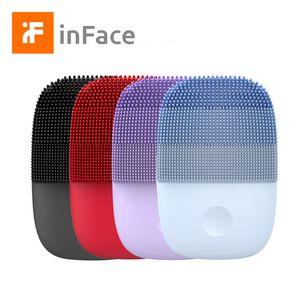 Xiaomi inface limpieza facial cepillo eléctrico de Sonic versión de la mejora de la cara del cepillo de limpieza profunda impermeable herramienta de la cadena de suministro de Xiaomi