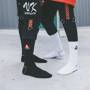20190414 novas meias, rua hip-hop alfabeto meias de skate