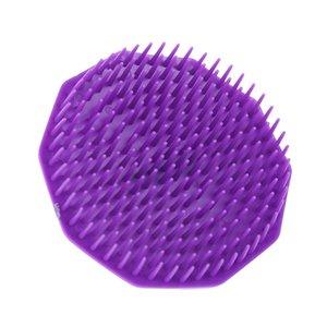1pc Moda Yeni Stil Şampuan Yıkama Mor Saç Masaj Fırçası Masaj Tarak Saç Derisi Bırak Alışveriş Toptan Diğer Banyo Tuvalet Malzemeleri
