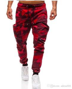 New Fashion Designer Mens Pants Casual Jogging Overalls jeans Trousers Joggers Sweatpants Men clothing Hip hop Sports Haroun pants.