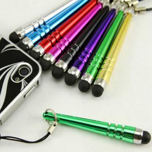 1000pcs Baseball-Schläger-Entwurf Kapazitive Stylus Pen Touch Screens Feder für Telefon