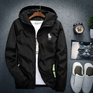 Erkekler Kadınlar Designered Ceket Coat Spor Luxuryed Kazak Hoodie ile Uzun Kollu Fermuar WINDBREAKER Erkek Giyim Kapüşonlular XS-5XL Tops