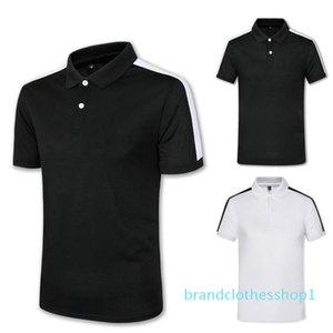 Mens Designer Summer T Shirts Black White Grey Navy Original Top Quality 100% Cotton Fashion Designer T Shirt Short Sleeve S-XXXL hot sale
