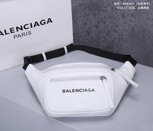 Новая мода мужчины и Женщины Повседневная поясная сумка высокое качество мужчины и женщины кожаная поясная сумка наплечная сумка размер 40-18-7см