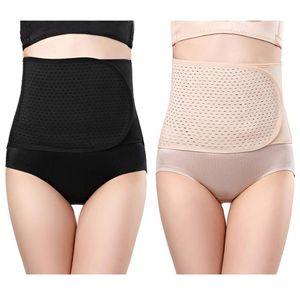Belly Abdomen Postpartum Belt Maternity Women Body Slimming Shapewear Breathable Waist Trainer Fitness Corset Postnatal Supplies free ship