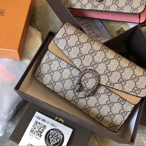 Mode féminine Sac à bandoulière chaîne Messenger Bag Sacs à main haute qualité bourse de portefeuille Designer Sacs cosmétiques Sacs de Crossbody taille Totes 18x4x11cm