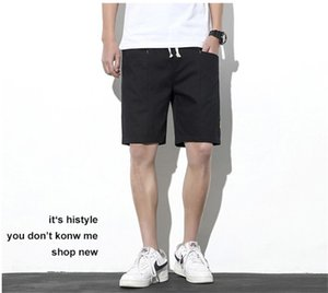 Summer Patchwork Mens Designer Short Pants Workwear Teenager Loose Sports Knee Length Clothing Casual Running Relaxed Apparel