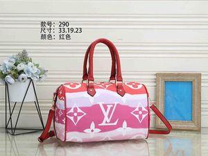 designer borse Speedy Donne PU Borsa Escale Moda bostson in pelle fiore delle donne delle borse del sacchetto totes ladies fashion