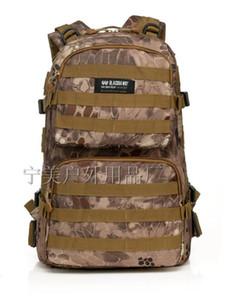 Black Hawk Commando pack Armée fans tactique Sacs à dos multi-fonctionnel de camouflage extérieur Sac multi-couleurs