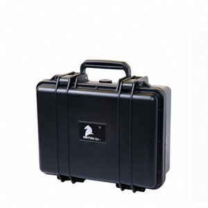 high quality Waterproof Tool Box Sealed case Equipment Tool case Impact Resistant Shockproof camera box with pre-cut Foam kFcx#