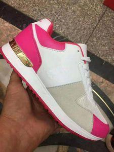 Марка мужская и женская Повседневная обувь Run Away мода Low Cut Lace-up дизайнер Snekaers мужской женский Zapatillas спортивная обувь 36-44