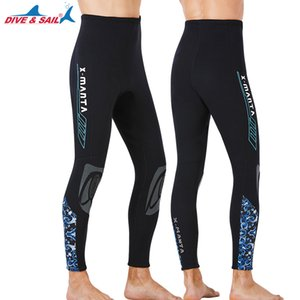 1.5mm Neoprene Pants Wetsuits Men Women Scuba Diving Surfing Pants Adults Wet Suit Leggings for Kayaking Canoeing Diving Surfing