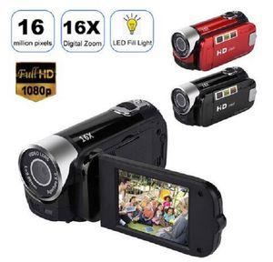 2020 Yeni HD-100 1080P Hediye Wifi DVR Yüksek Tanımlı Gece Görüş Zaman Selfie'nin Anti-Shake Video Kayıt Vur LED Dijital Kamera Kamera