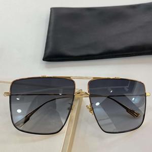 Лето D10 письма солнцезащитные очки горячие продажи дизайнерские солнцезащитные очки мужские женские металлические пляжные очки Monsieur2 UV400 4 цвета опционально с коробкой