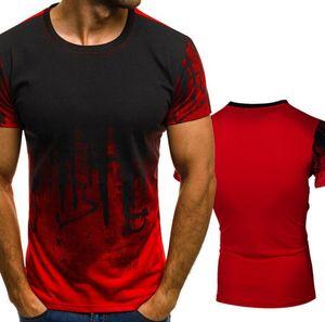 Summer 2020 new short sleeve T-shirt hot sale printing Tide brand shirt