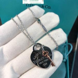 Moda de prata sem vida nova é mágico cavalo liga clavícula cadeia pingente de colar de presente de jóias