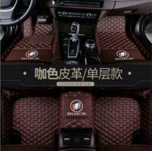 Buick Velite 6 2019 Otomobil Zemin su geçirmez Pad Araç Mat Halılar Toksik değildir ve kokusuz paspas için
