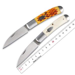 Enlan AGR скольжению Joint складной нож 12C27 лезвие говяжьих костей стали обрабатывать тактический открытый кемпинг охоты карманный фруктов нож EDC инструмент