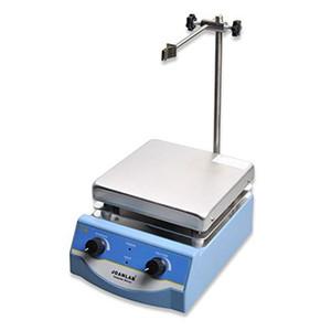 Laboratuar HS-17 Manyetik karıştırıcı sıcak plaka, karıştırma kabı, manyetik karıştırıcı 3,000mL, 100 ~ 1600 rpm'de, 500W, 350 ° C 1 yıl garanti