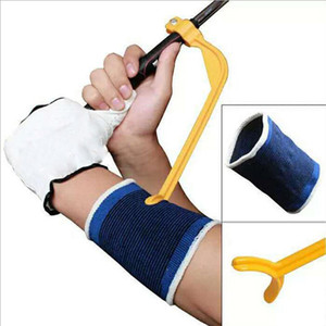 Practice Guide Golf Coach Swing Practice Beginner Golf Club Correct Gesture Wrist Training Golf Tool Accessories