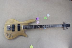 Yeni 4 strings Orijinal vücut Elektrik Bas Gitar Krom donanım ile, 2 manyetikler, Gülağacı klavye, teklif özelleştirmek