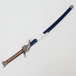League of Legends LOL the Unforgiven Yasuo sword katana 109cm Game props toy