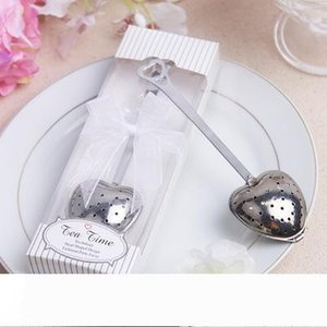 B Casamento Heart Shape Tea Infuser Wedding Favors And Gifts Wedding Event Party Supplies Souvenirs Wedding Gifts For Guests