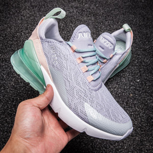 270 Bred Platinum Tint Men Women Running Shoes Triple Black White University Cheap 270S Tiger Olive Blue Void Sports Men Trainers Sneakers