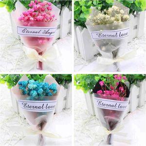 In nordischen Stil starry ewigen Bouquet Weihnachtsbaum Mini Bouquet Geschenke Hochzeitsdekoration Partei Geschenk Kosmetik
