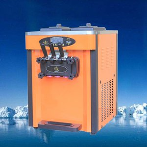 New products making machine with factory price wholesale vending Multifunctional soft ice cream machine 220V   110V