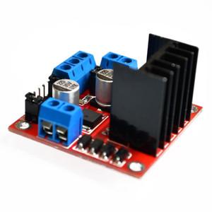 스테퍼 모터 스마트 자동차 로봇을 Freeshipping 특별 프로모션 10PCS / 많은 L298N 모터 드라이버 보드 모듈