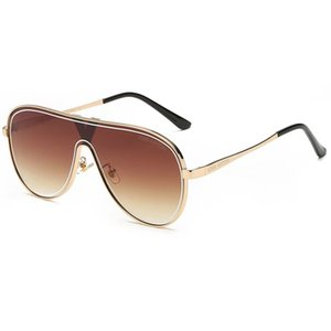 Classic gold sunglasses pilot sunglasses for men luxury Design L glasses V7 color optional