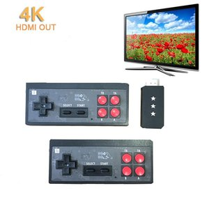 2020 New Wireless Game Console HDMI Output TV Video 600 HDMI Game Console Video Handheld With Retail Package
