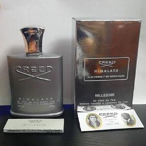 öğe yüksek nitelikleri kalıcı erkekler doğal koku 120ml uzun süre için ücretsiz nakliye Creed Himalaya Millesime parfüm