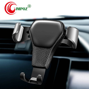 2019 new Gravity Car Phone Holder For Phone In Car Air Vent Mount Stand No Magnetic Mobile Phone Holder send by dhl