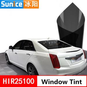 2mil VLT 25% Céramique voiture automatique de fenêtre de véhicule auto-adhésifs autocollants de haute qualité thermique Réduction protéger la vie privée Fenêtre Tint