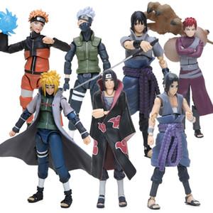 15cm Boxed Naruto Toys Susuke Figurine Sasuke Naruto Collectible Action Figures Model Doll Toy brinqudoes bebe MX200319
