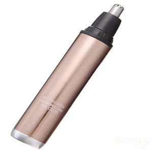 Hot Selling Electric Nose Hair Trimmer Rechargeable Nostril epilateur nasal Km-6619 hairclippersshop BStsI
