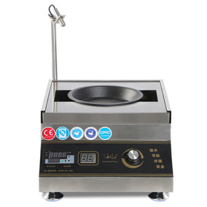 Commercial Induction Cooker Infrared probe 3500W 5000W Waterproof Electric Stoves Stainless Steel Cooking Machine