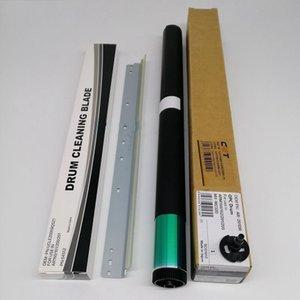 1 세트 토너 카트리지 드럼 + 드럼 샤프 AR1808 2008 2308S MX-M210D M180D위한 클리닝 블레이드