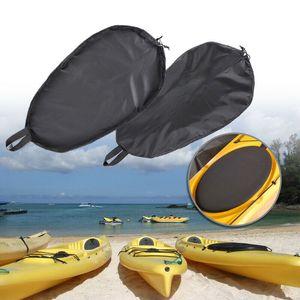 Nuovo arrivo UV50 + Blocco Kayak Cappa della cabina di guida Seal Protector Copripozzetto XS-XL